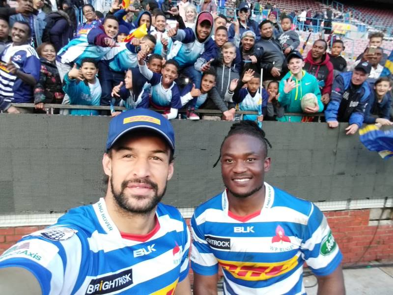 Dillyn Leyds - Stormers - Rugby Toer
